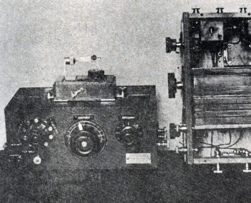 Полупроводниковый радиоприемник Лосева – кристадин