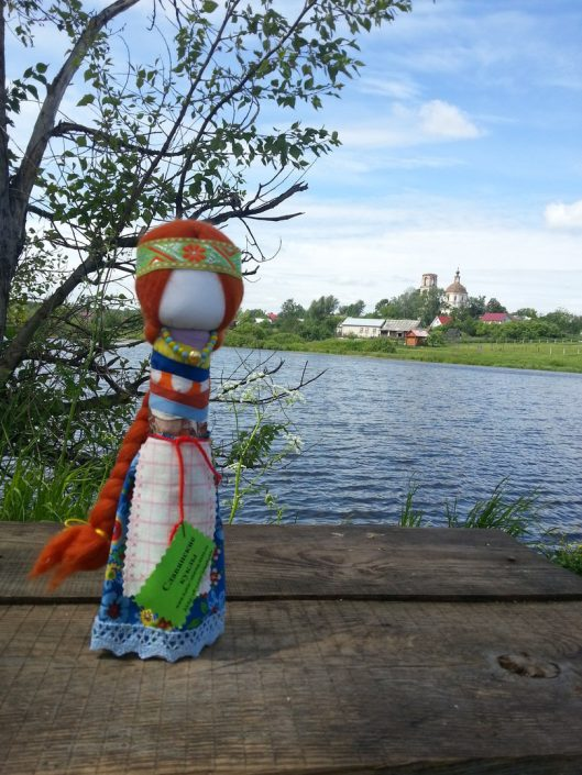 Традиционные славянские куклы