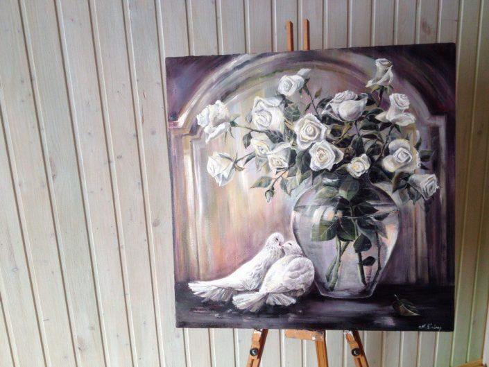 Нижегородская художница Алина Клейнер