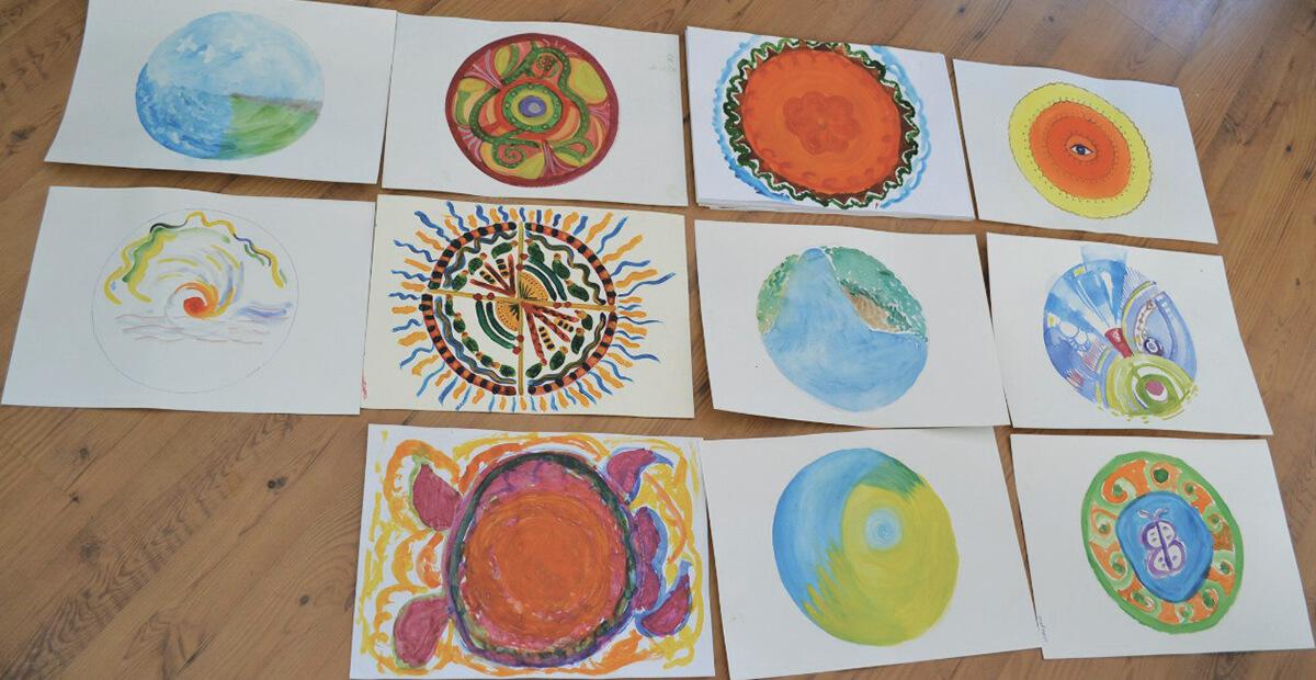 Арт-терапия – метод психотерапии при помощи искусства