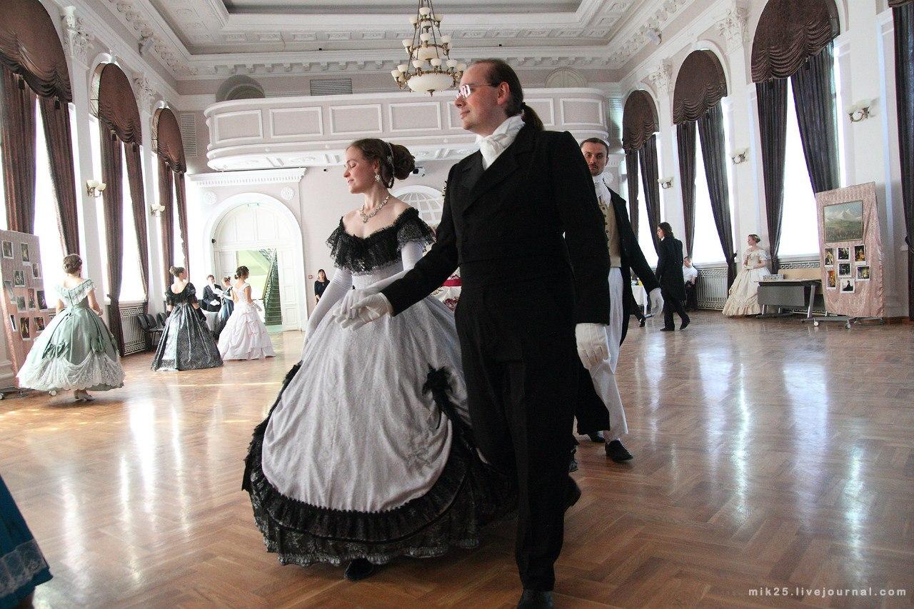 Нижегородский Клуб Реконструкции Исторического Танца (КРИТ)
