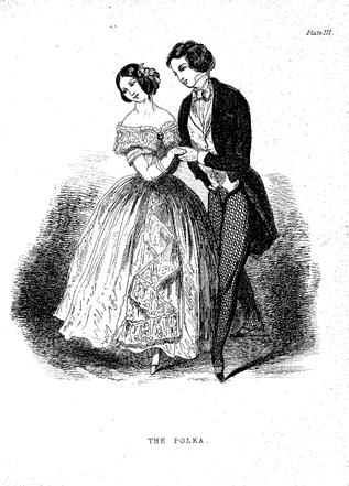 История танца полька