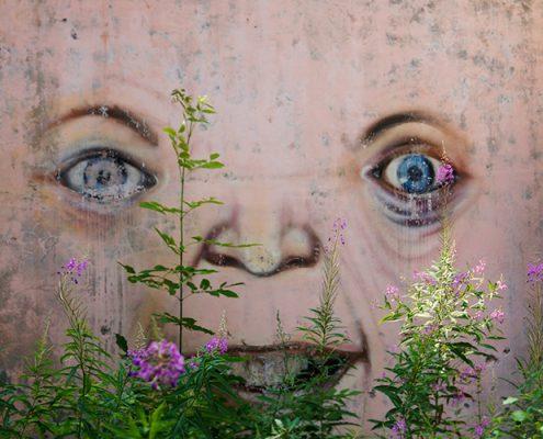 Стрит-арт в Нижнем Новгороде
