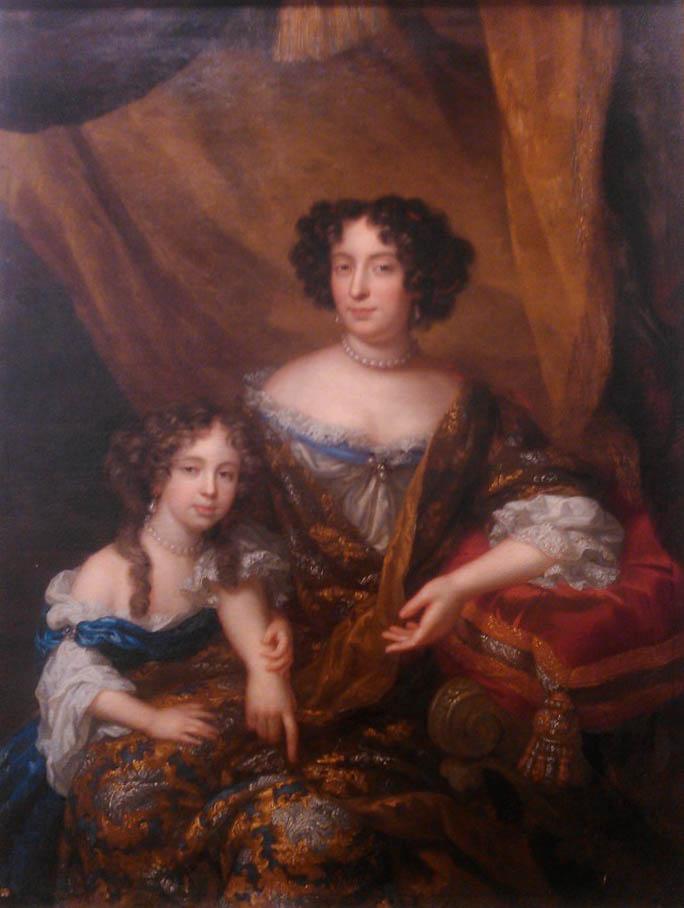 Анри Гаспар 1635-1701