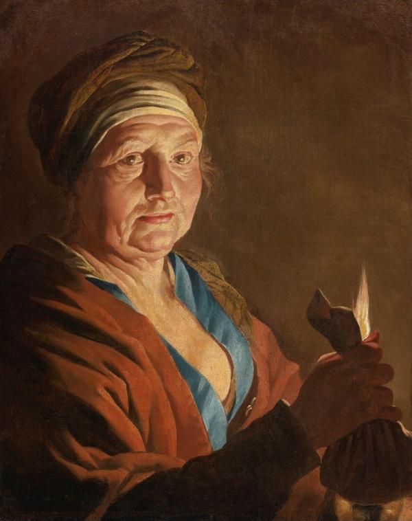 Матиас Стомер 1600 - после 1652