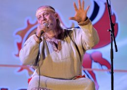 Всероссийский народно-патриотический бард-фолк фестиваль Исконь