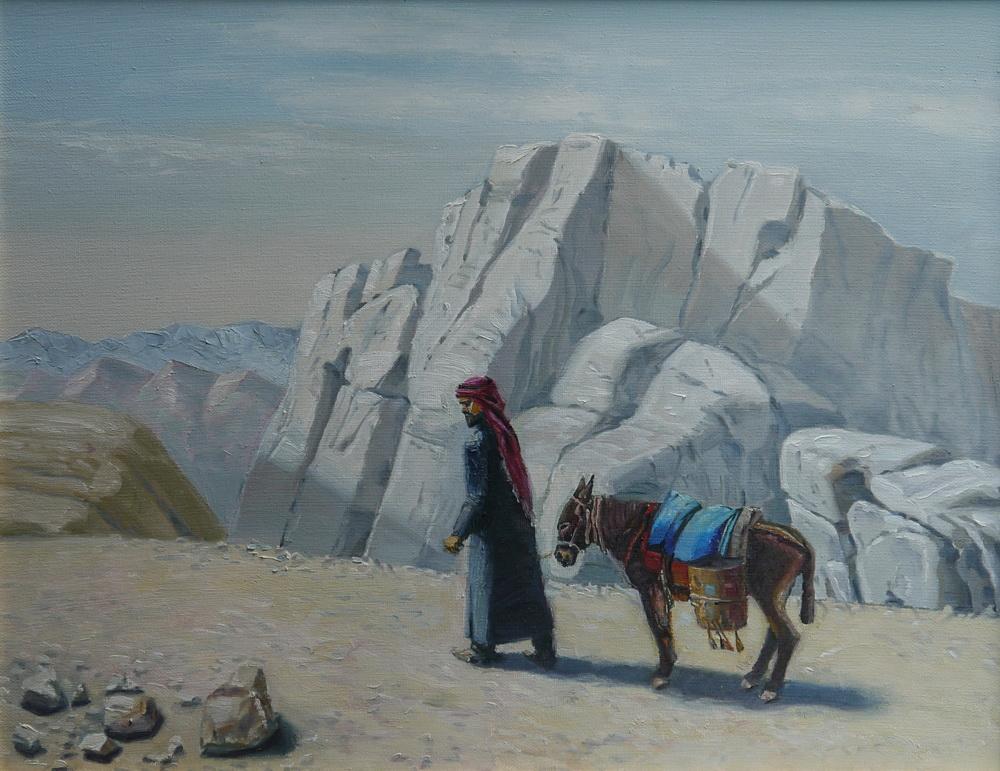 Выставка картин Владимира Логинова