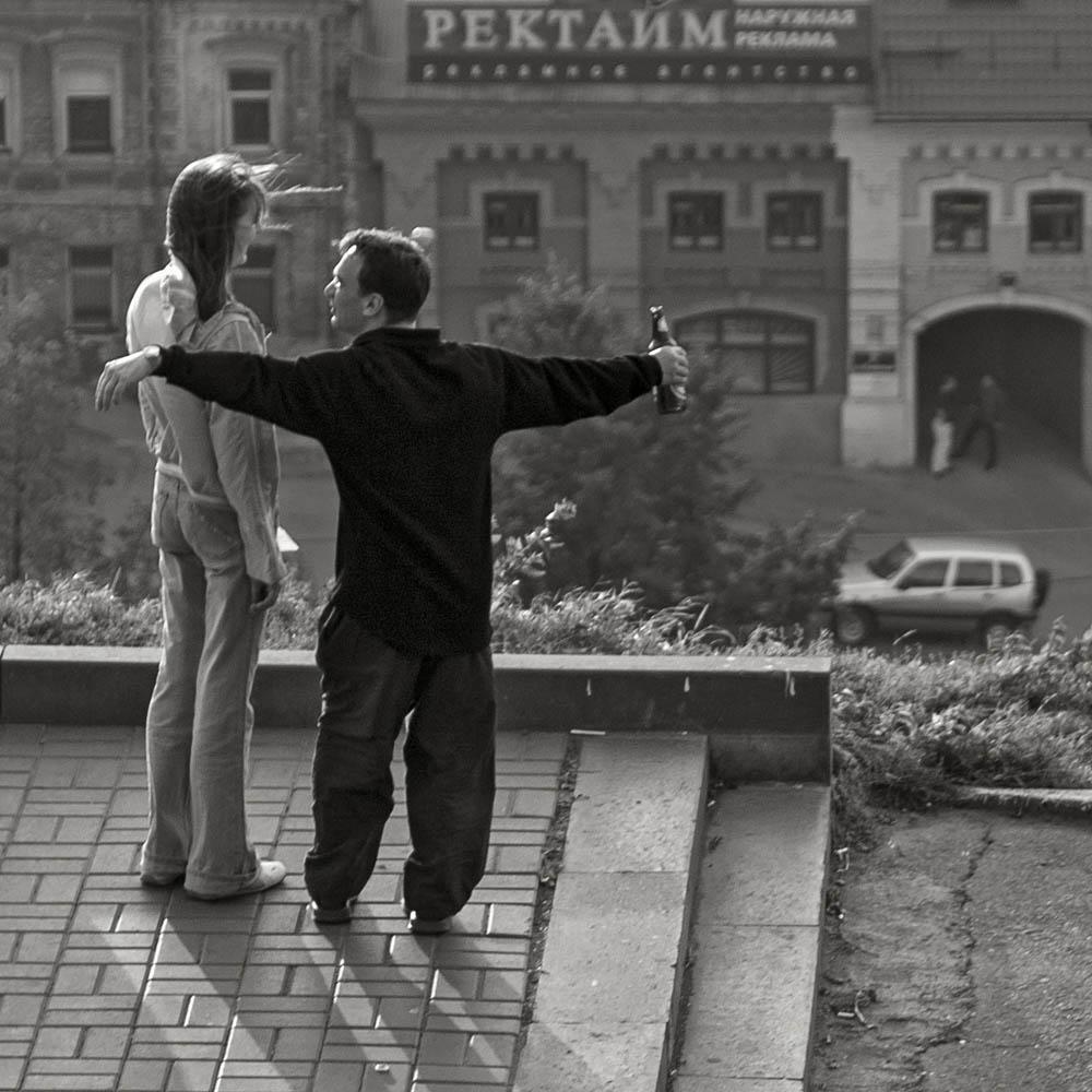 Выставка работ нижегородского фотографа Сергея Чадова