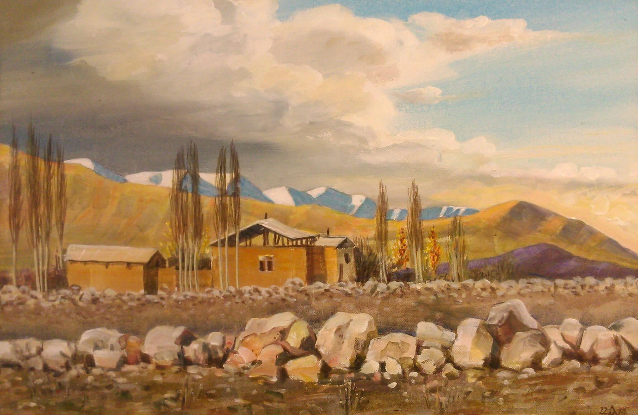 Чолпон-Ата. Киргизия