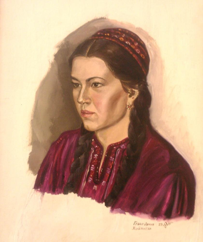 Дунья Гузал Койлиева, 1995
