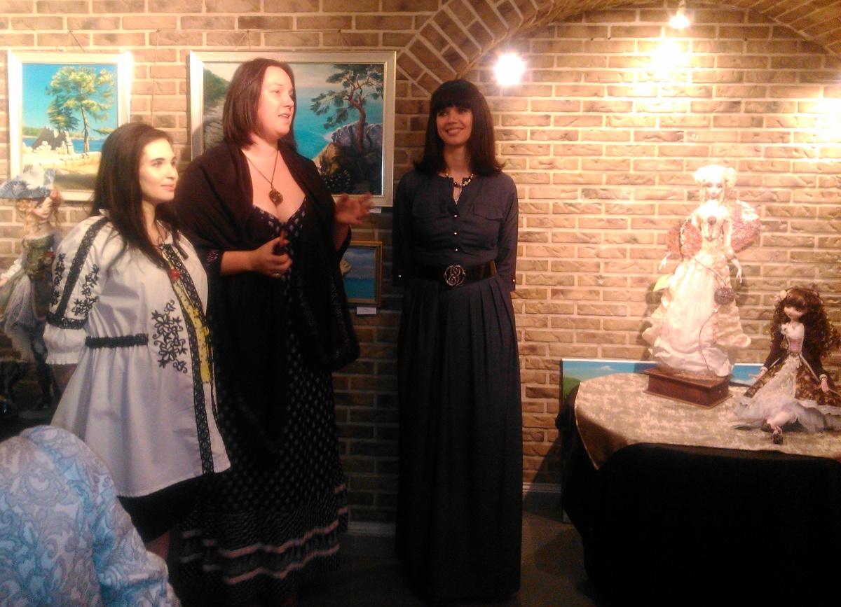 Волшебные куклы Анны Фадеевой