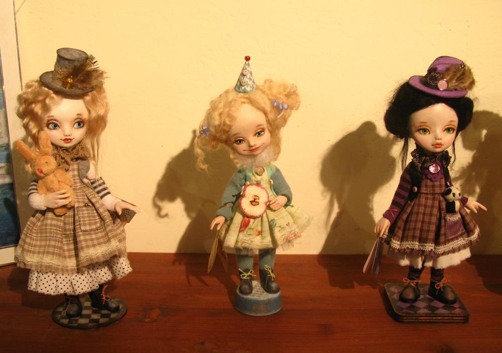 Эльза, Клаудиа и Матильда