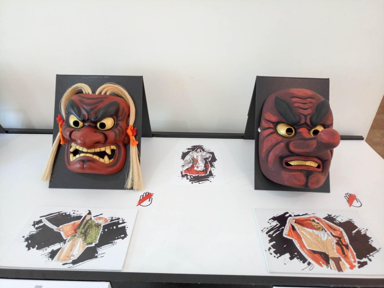 Карнавальные, театральные, карательные и других маски