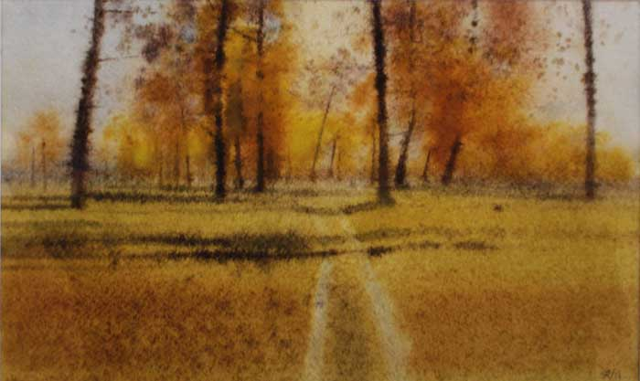 Выставка картин Александра Терентьева