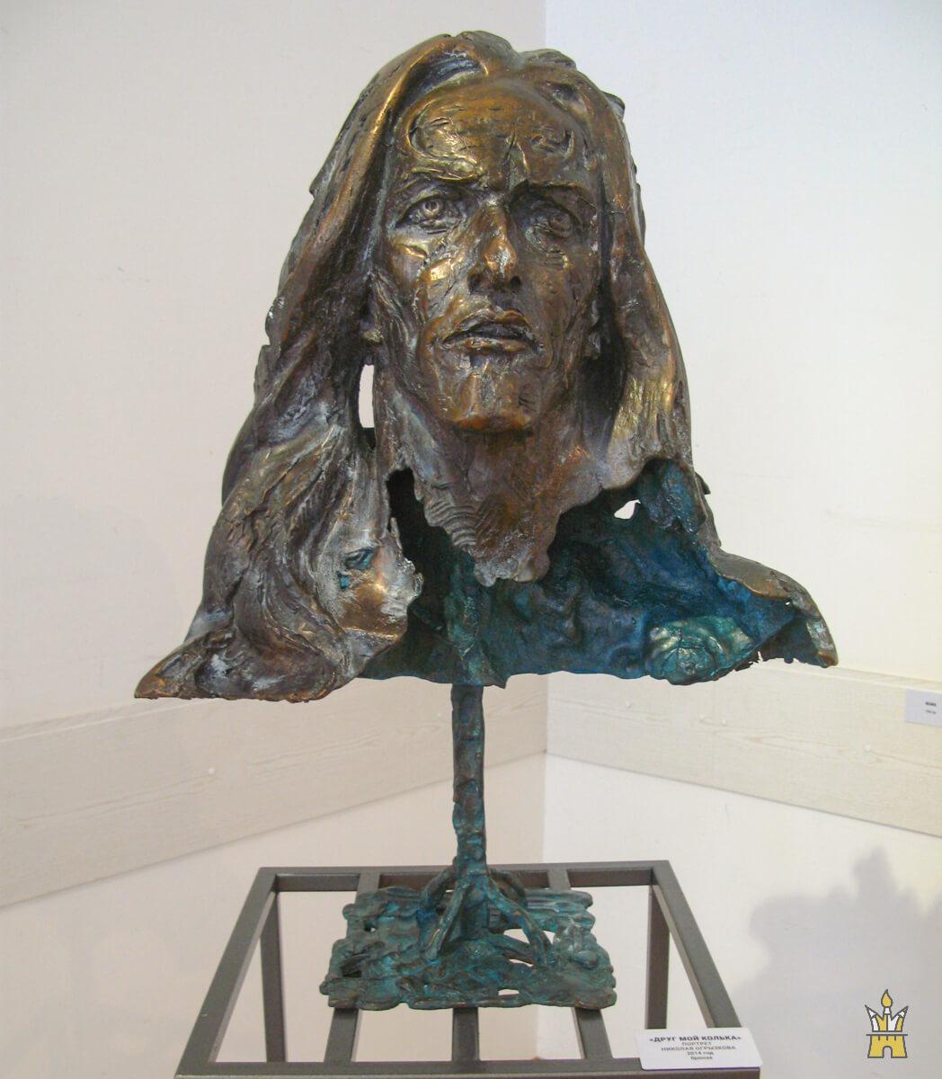 Друг мой Колька (Портрет Николая Огрызкова), 2014
