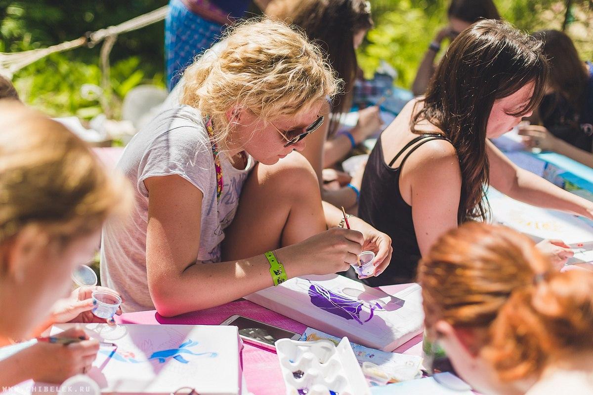 Фестиваль свободного творчества Лесных Открытых Мастерских