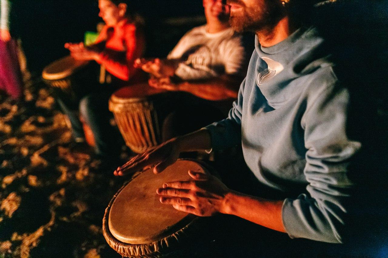 Фестиваль Лесных Открытых Мастерских на Горьковском море