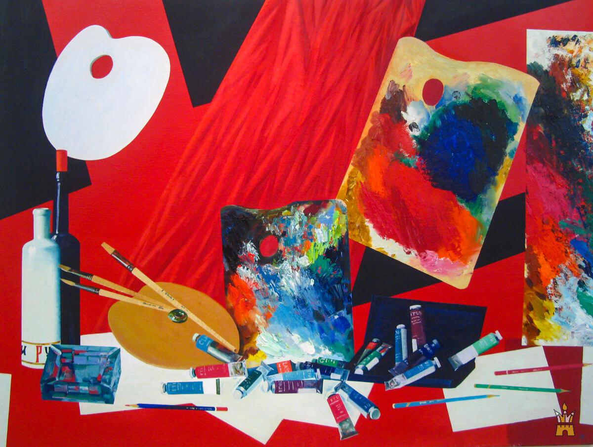 Ежегодная 26-я областная художественная выставка Осенний вернисаж – 2017