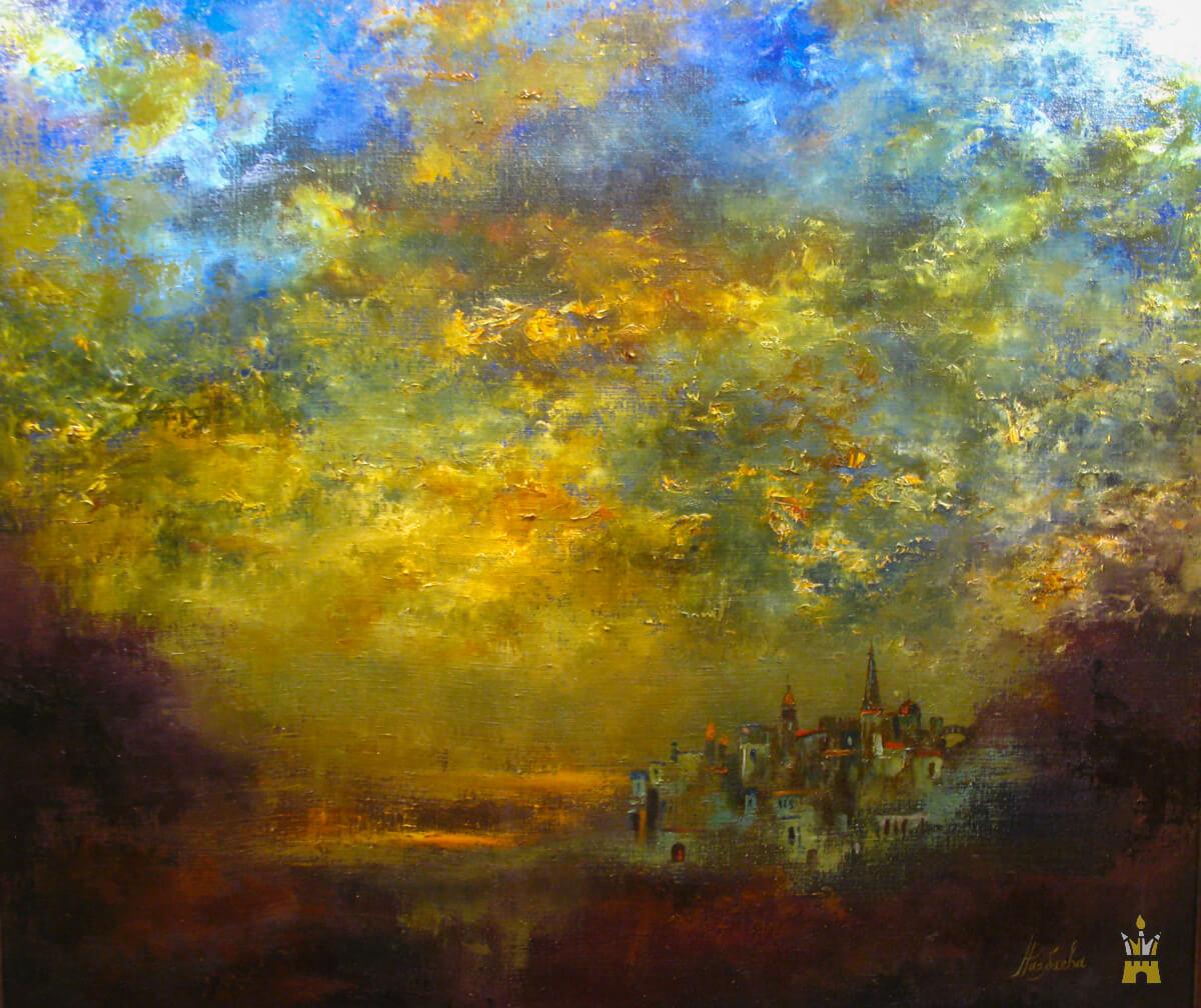 Наталья Разбаева: мыслями о музыке, живописи и просто о жизни