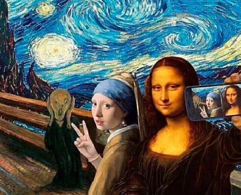 Искусство: классика vs. современность