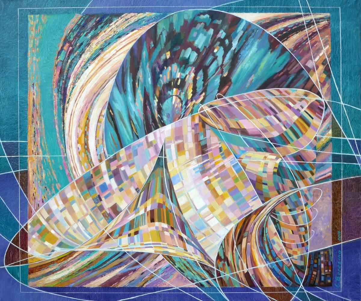 Персональная выставка Елены Березиной