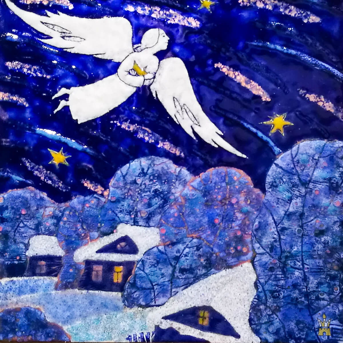 Сад ангелов