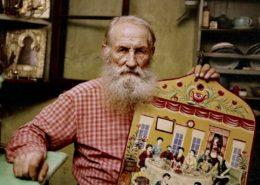 Конон Лебедев городецкий художник, 1991 г.