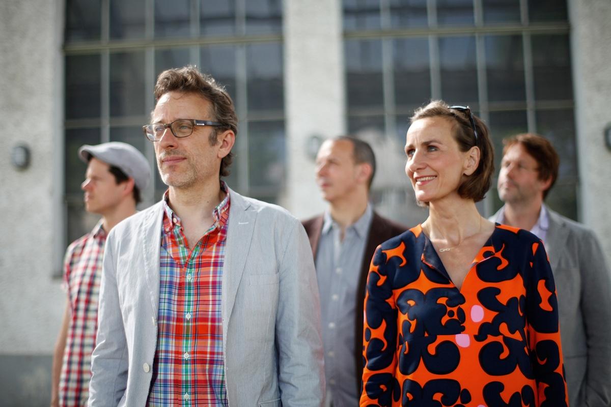 Швейцарский современный джаз Soundfields