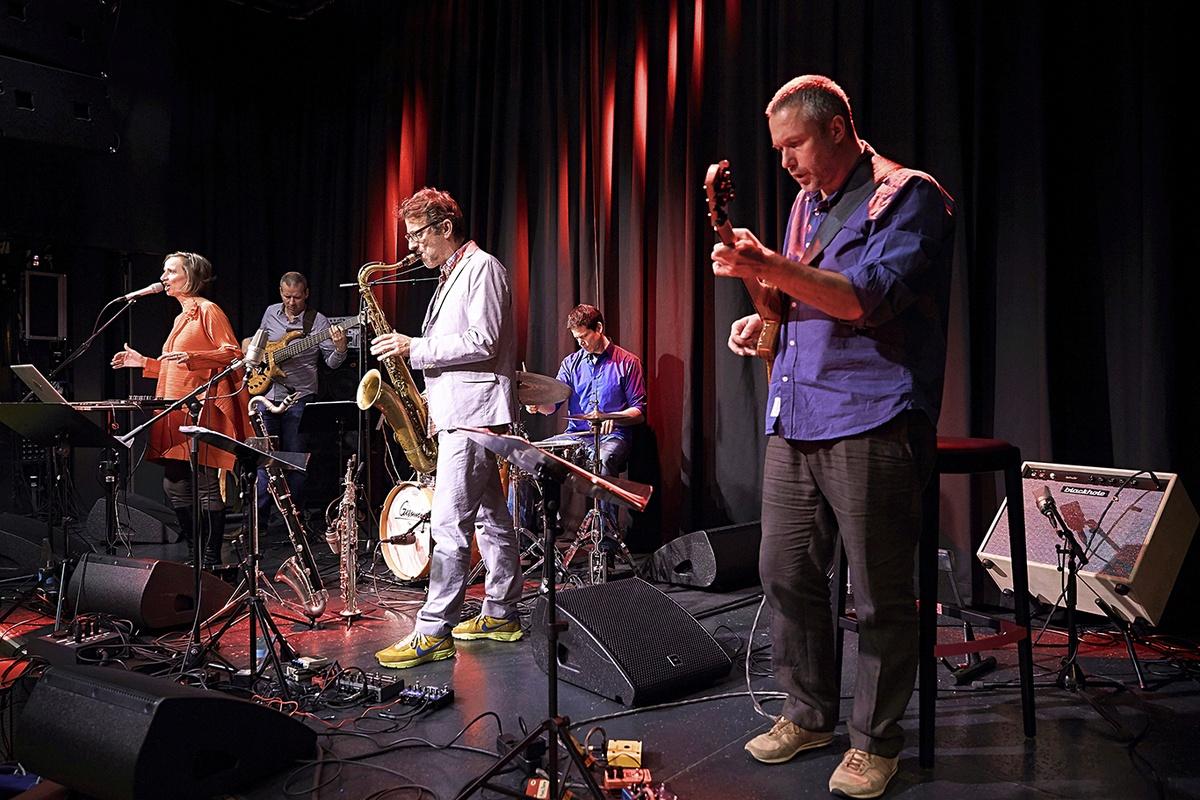 Швейцарский современный джаз