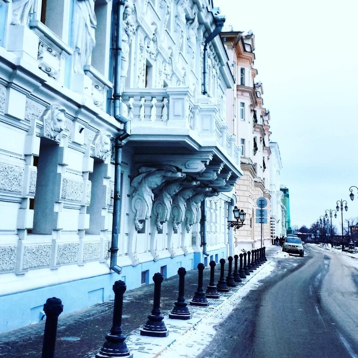 Топ популярных музеев России в новогодние праздники