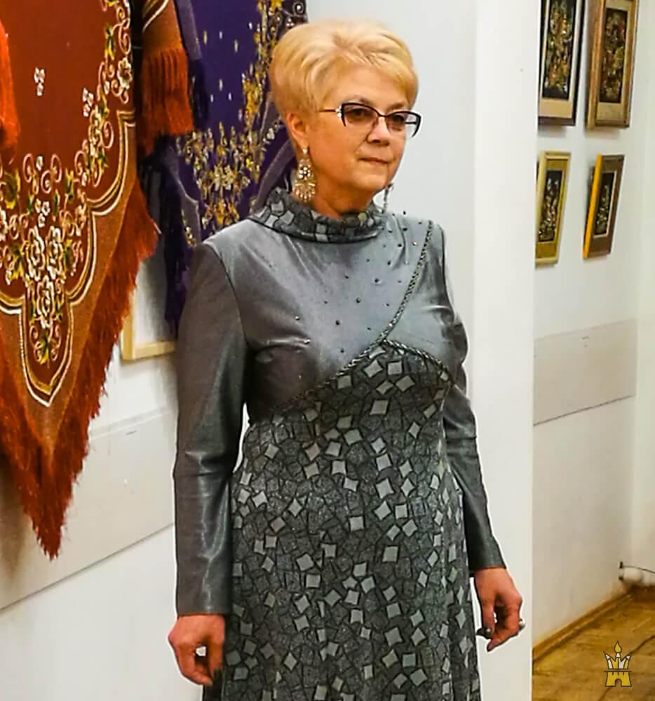Ольга Калягина