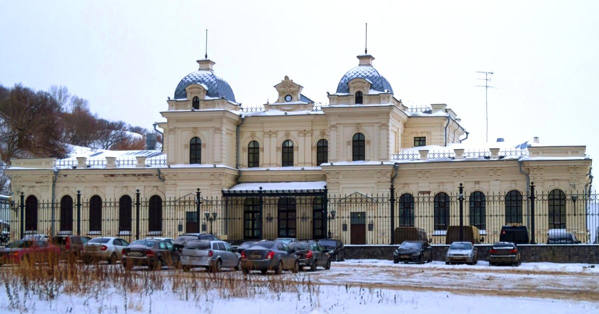 А. Голикова. Ромодановский вокзал, 2018.