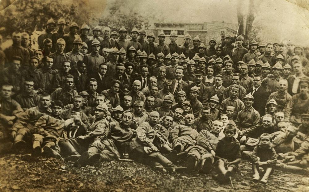 Рабоче-крестьянская Красная армия