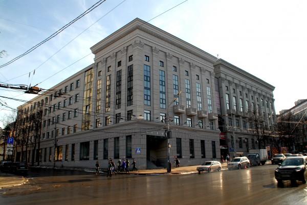 12-й (2018) рейтинг архитектуры Нижнего Новгорода