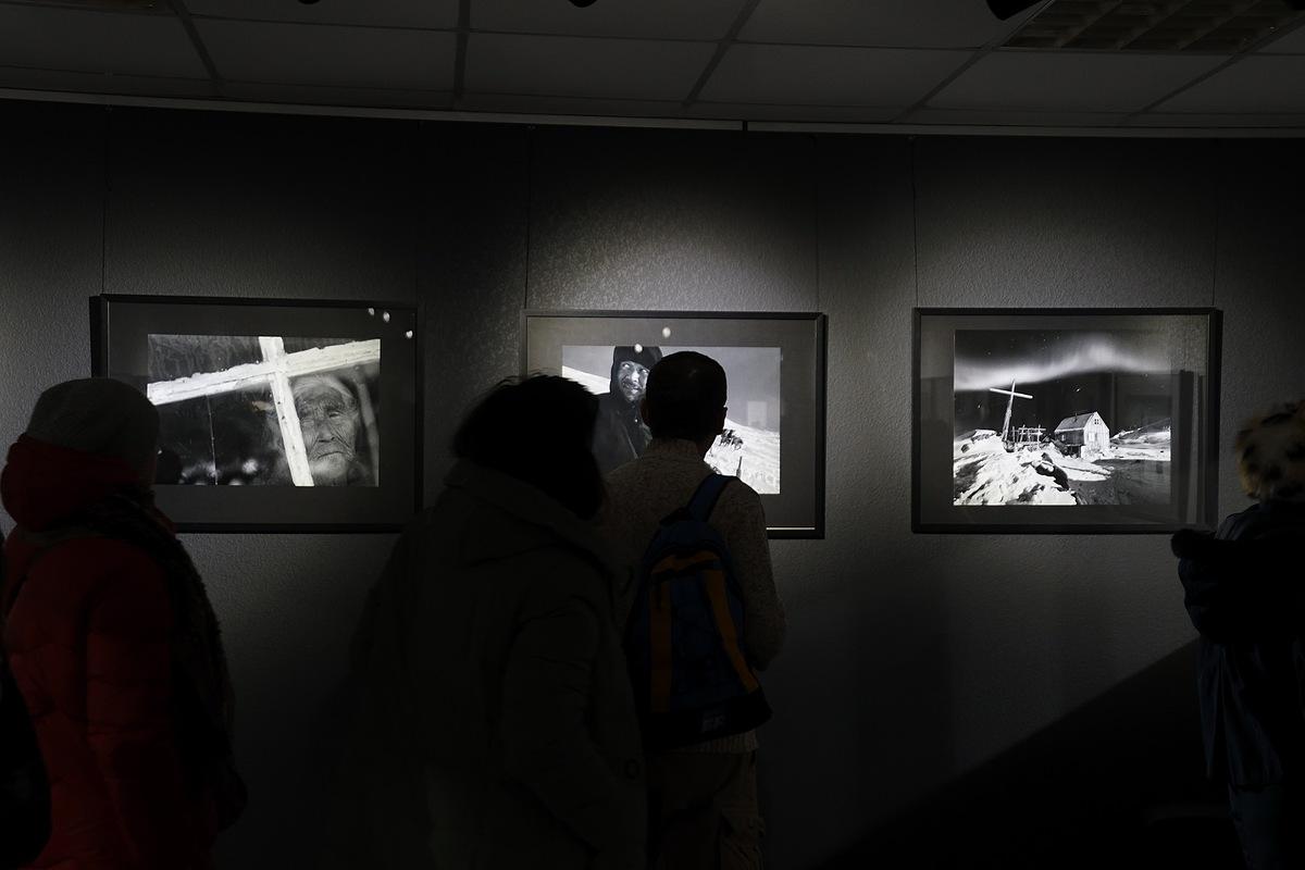 Выставка работ всемирно известного исландского фотографа Рагнара Аксельссона