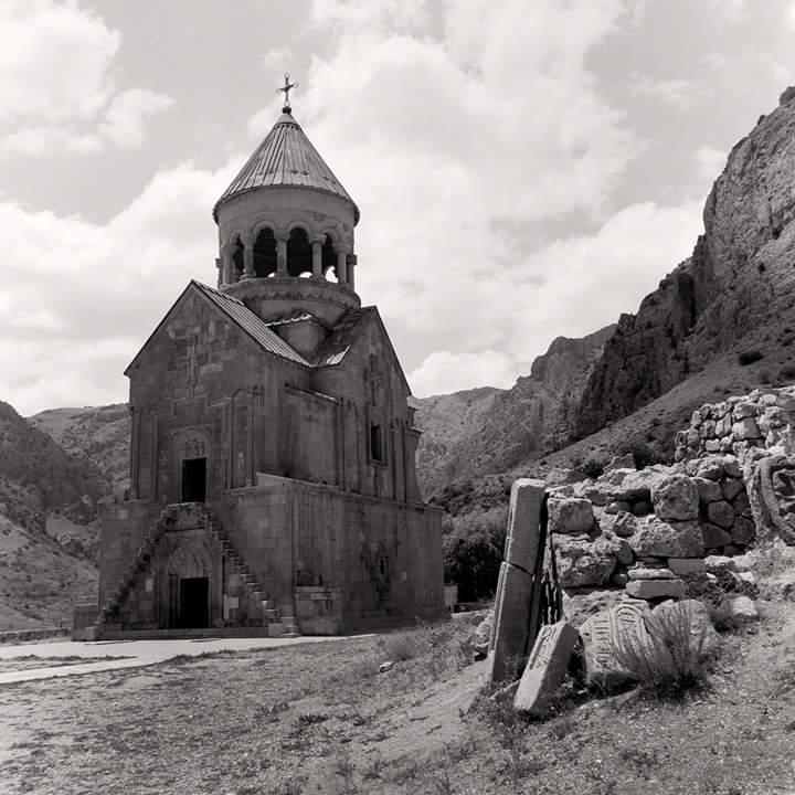 Фотовыставка Михаила Храповицкого «Дорогой христианской Армении»