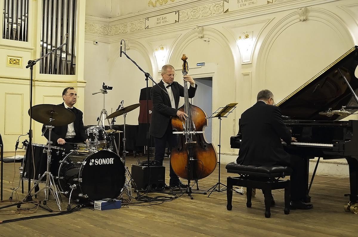 Григорий Файн снова посетил Нижний Новгород с концертом