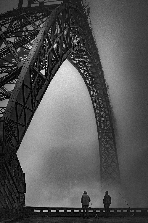 Персональная фотовыставка Фернанду Жорже