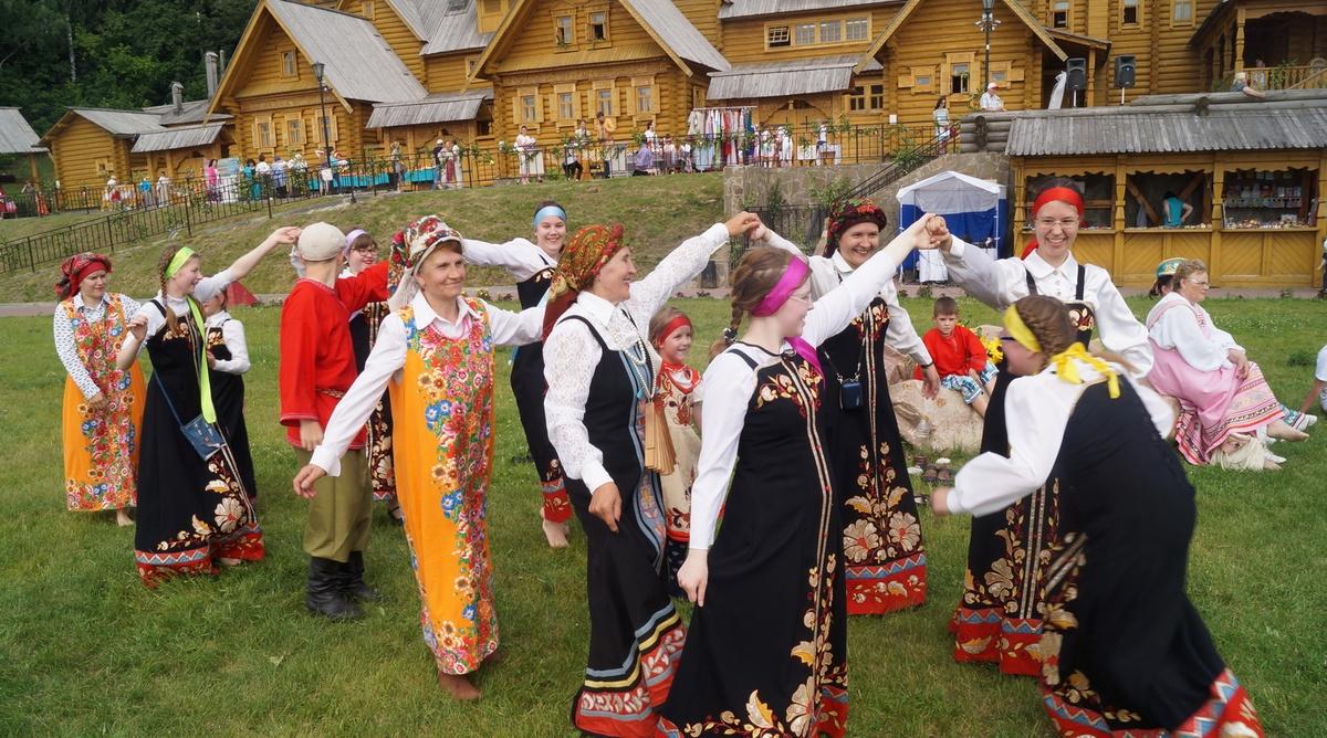 Фестиваль фольклорно-этнографических коллективов «Зелёные святки» пройдёт 19 мая 2018 года в Городце