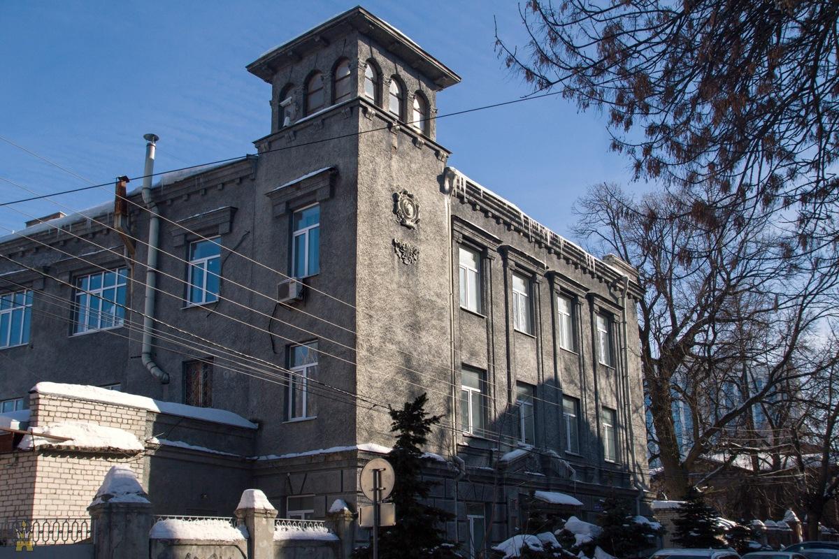 Дом №8 на Студёной