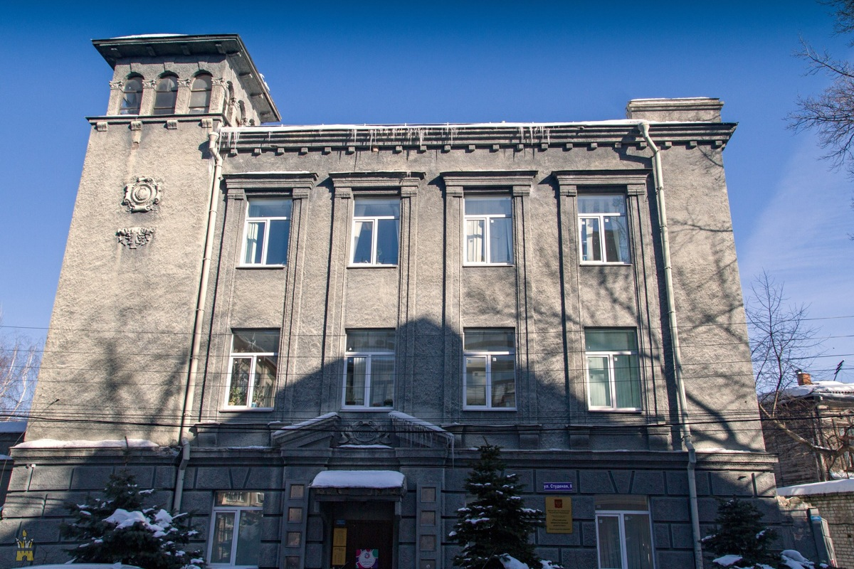 Дом №8 на Студёной (готика в архитектуре)