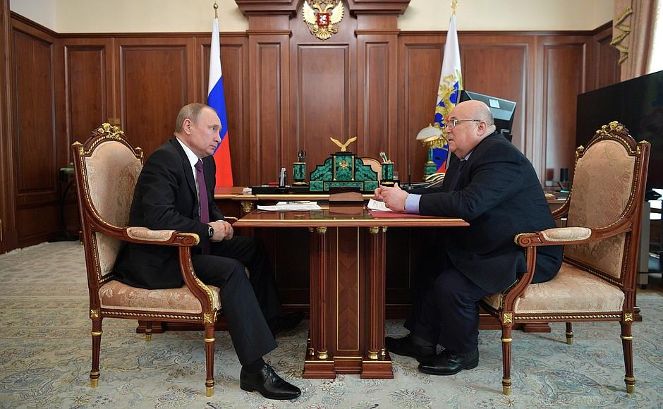 Следующий 2019 год в России станет Годом театра