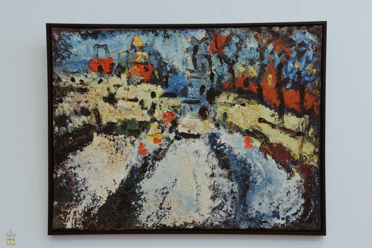 Живые полотна художника Арона Буха