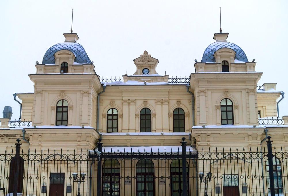 Ромодановский вокзал. 1904 год, отличный пример современной реконструкции