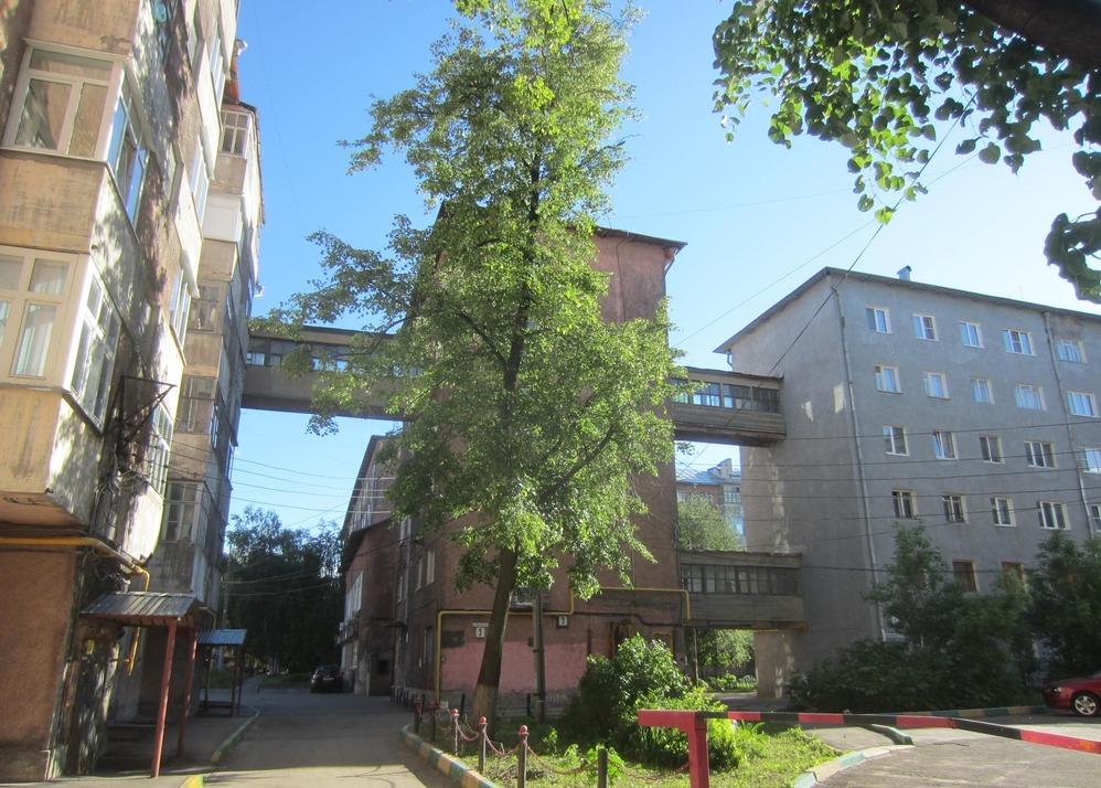 Дом-коммуна Культурная революция, первый дом с лифтами