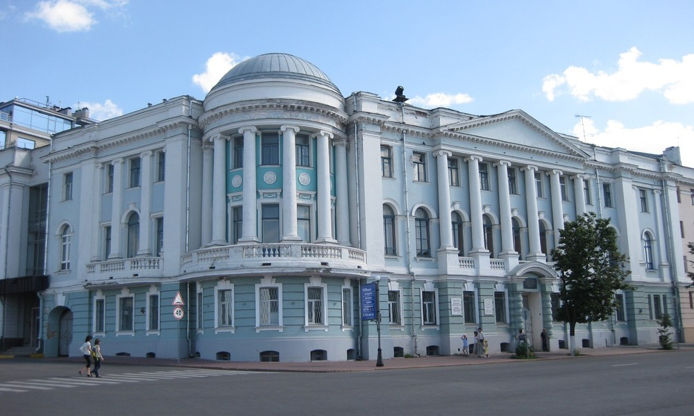 Медицинская академия на Верхне-Волжской