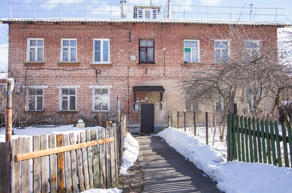 Поселок народный в Сормово