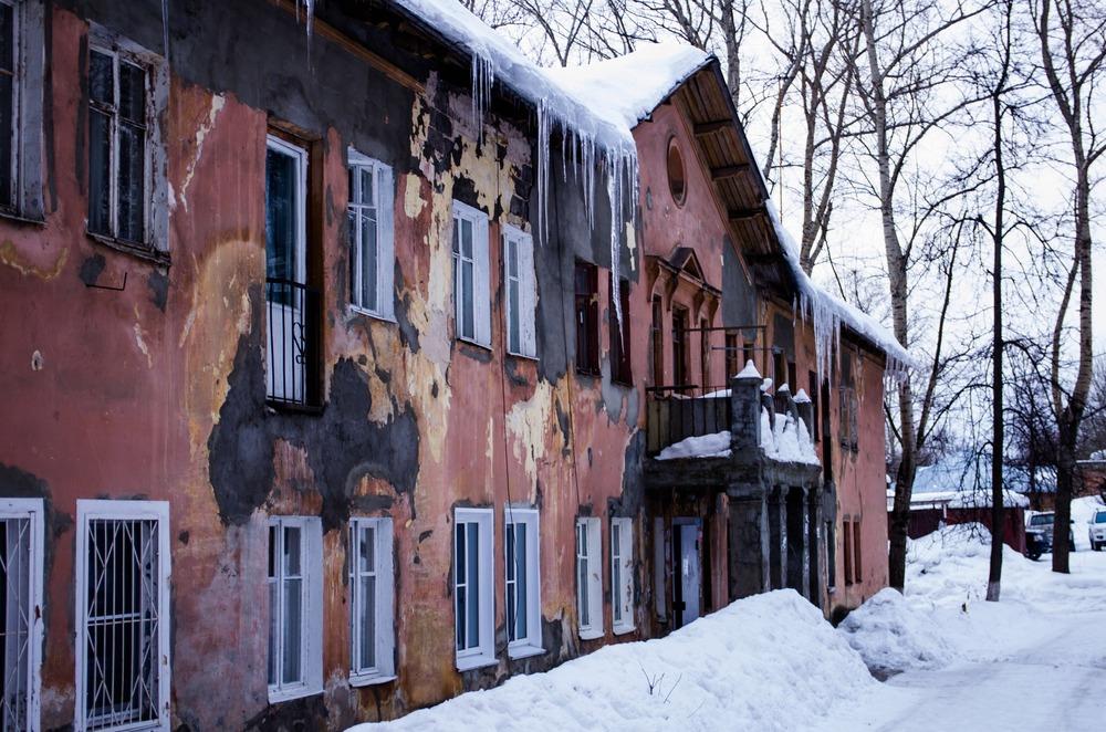 Поселок народный Сормово