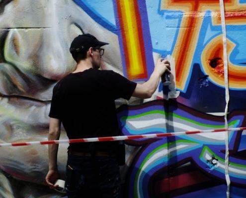 Фестиваль уличного искусства «Место» 2018 в Нижнем Новгороде