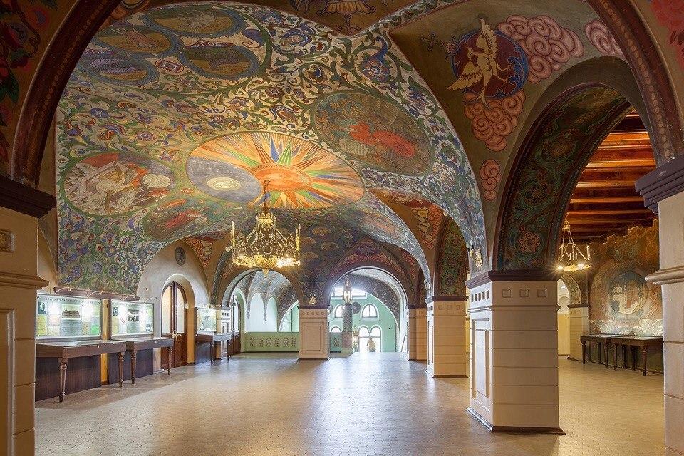 Интерьеры Государственного банка в Нижнего Новгорода